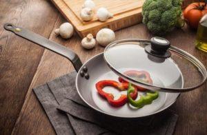 tipos de ollas de cocina