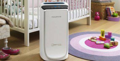 purificadores de aire con filtro HEPA